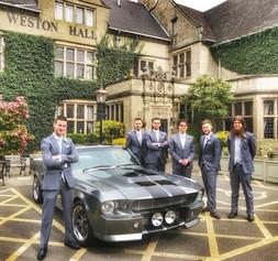 Eleanor Mustang Wedding Hire