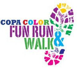 copa color run logo