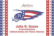 Julia R Gusse City of Maricopa Logo.JPG