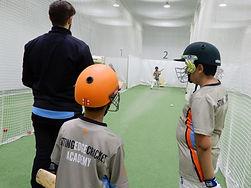 Little Crickets Club Cutting Ege Cricket