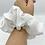 Thumbnail: The White Linen Scrunchie