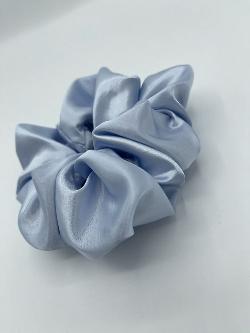 The Baby Blue Scrunchie