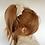Thumbnail: The Ivory Linen Scrunchie