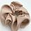Thumbnail: The Blush Scrunchie