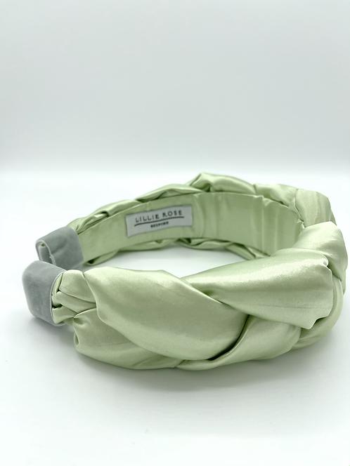 The NOVA Headband - Lime