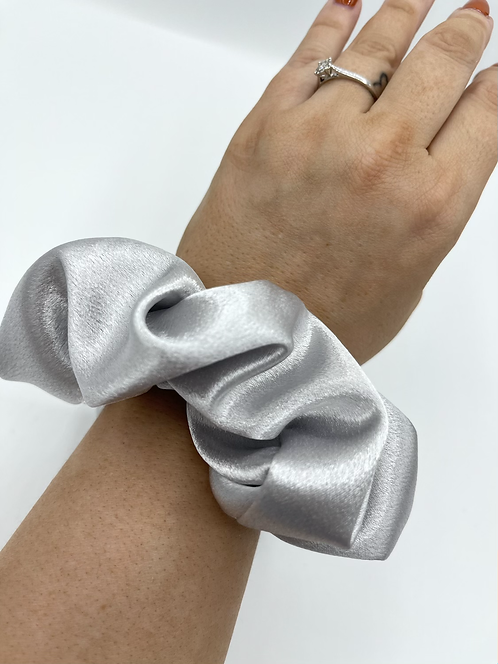 The Silver Scrunchie