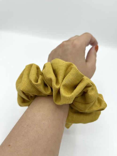 The Mustard Scrunchie