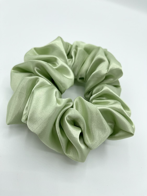 The Lime Scrunchie