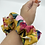 Thumbnail: The Mustard Floral Scrunchie