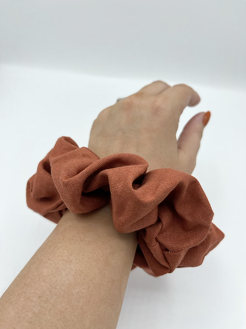 The Rust Scrunchie
