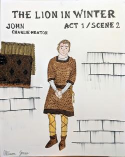 John Act 1/ Scene 2