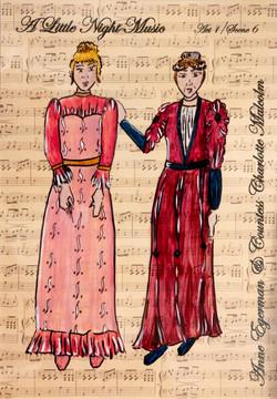Anne & Charlotte
