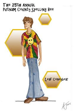 Leaf Coneybear