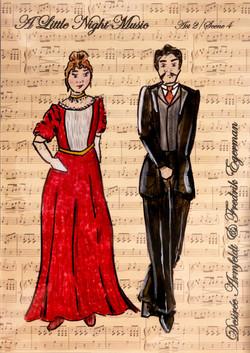 Desirée & Frederik