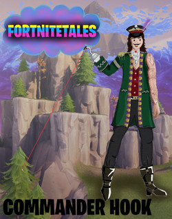 Commander Hook-Fortnitetales