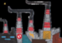 Kohlenkraftwerk