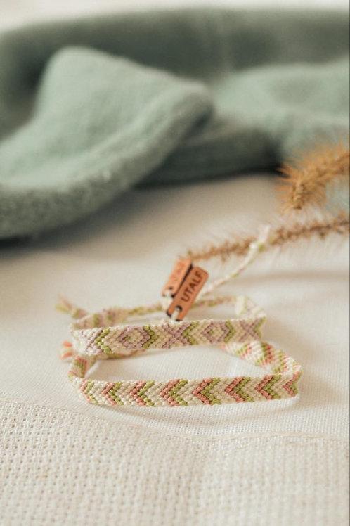 Bracelet d'amitié - Collection Pastel
