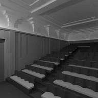 Teatro privato di Riccardo Gualino a Torino, 1925