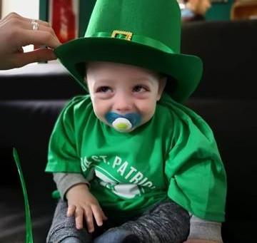 St. Patrick's weekend