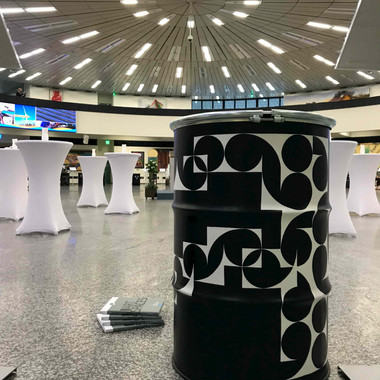 """""""Art Spaces"""", mostra collettiva, Ufficio delle Nazioni Unite, Vienna, 2019"""