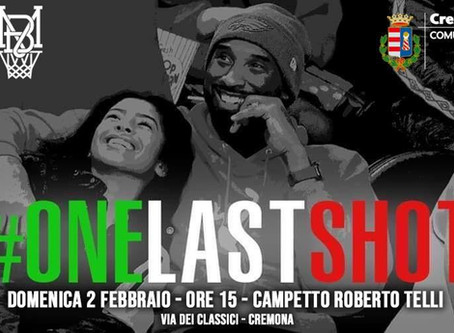#OneLastShot