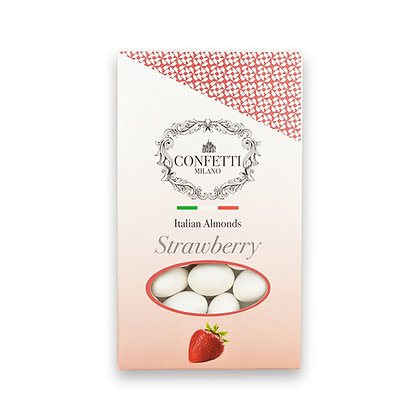 Strawberry Italian Almonds - 500g