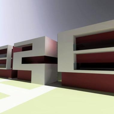 Progetto di un complesso edilizio a Soresina (Cremona), 2010