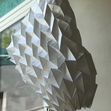 """""""Work on Paper"""", mostra collettiva, appartamento privato, Cremona, 2018"""