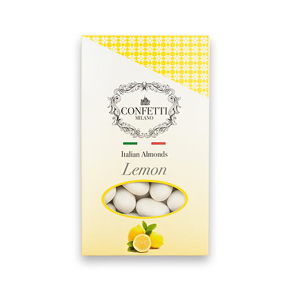 Lemon Italian Almonds - 500g