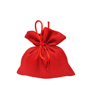 Red Canvas Bag #1