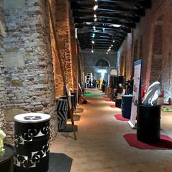 """""""Art Spaces"""", mostra collettiva, Magazzini del Sale, Venezia, 2019"""