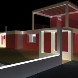 Progetto di una abitazione a Soresina (Cremona), 2005