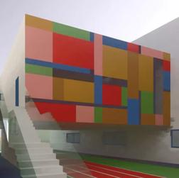 Progetto di un nuovo complesso scolastico a Casirate D'Adda, Bergamo, 2006