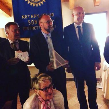 serata Rotary aprile 2017