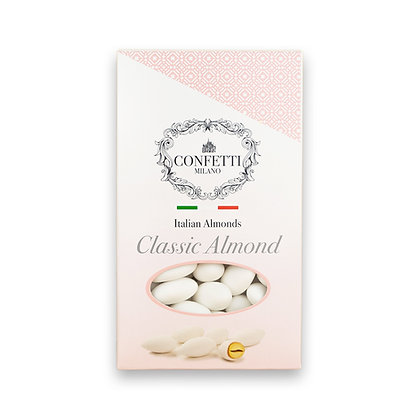 Classic Italian Almonds - 500g White - Pink - Blue