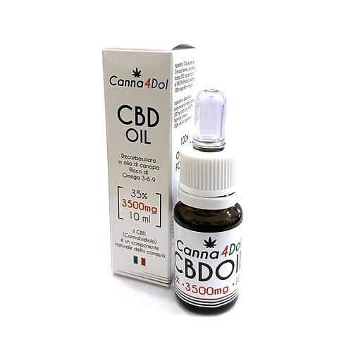 CBD OIL Canna4Dol - 10ml - CBD 4% 10% 15% 35%