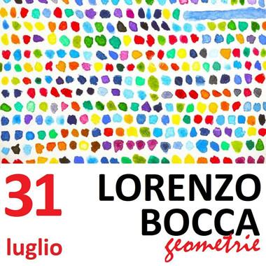 """Geometrie"", mostra personale, Filandino Bistrot, Soresina, 2019"