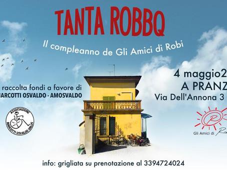 Tanta RoBBQ - Il compleanno degli Amici di Robi per AMOsvaldo
