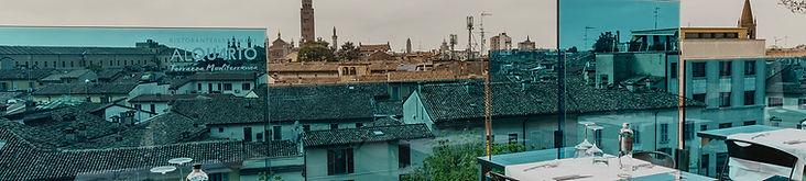 Ristorante terrazza Cremona
