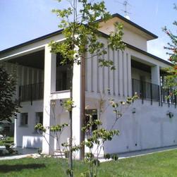 Nuova abitazione ad Agnadello (Cremona), 2005