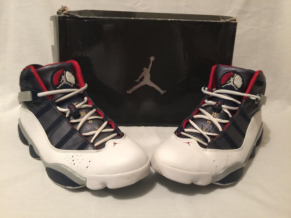 promo code b27f6 654ec Air Jordan Retro 6 Rings