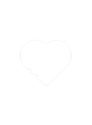 Heart & Hands Icon
