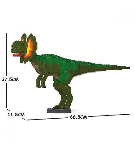 Jekca 雙冠龍 Dilophosaurus 01S-M01 (需訂貨)