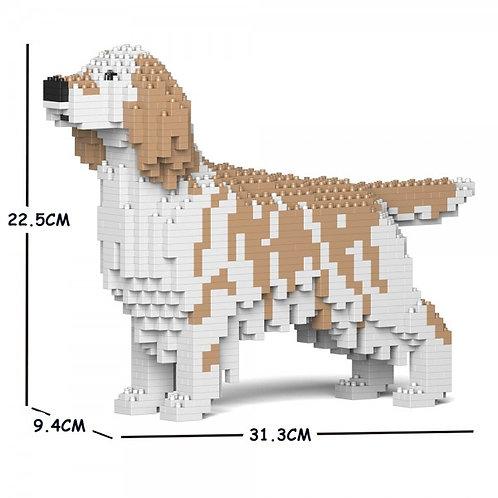 英國蹲獵犬 English Setter 01S-M01 S size (需訂貨)