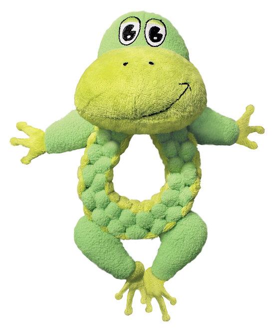D01533 Kong Round Braidz - Frog