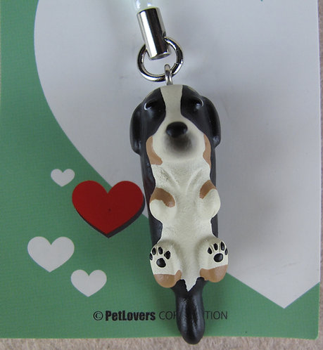 D01097 Petlovers 電話繩 - 伯恩山犬