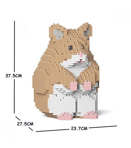Jekca 倉鼠 Hamster 01C-M01 (需訂貨)