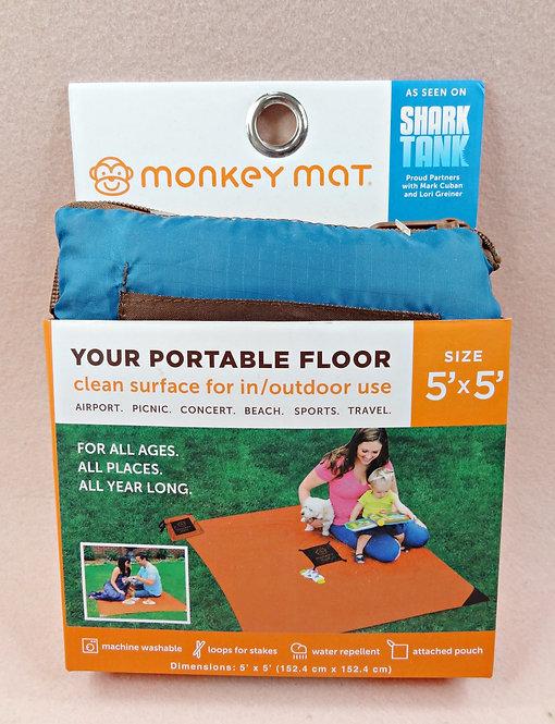 D01582_4 Monkey Mat_Blue Yonder