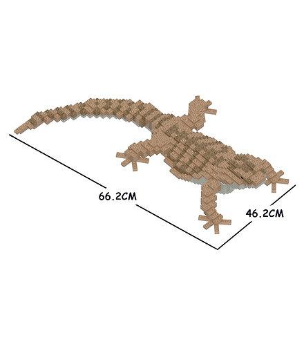 Jekca 鬃獅蜥 Bearded Dragon 01C (需訂貨)