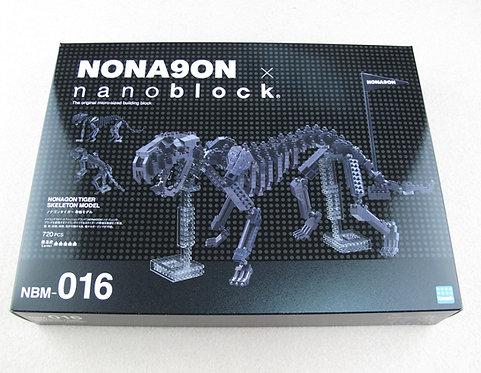 NBM-016 Nonagon Tiger Skeleton Model